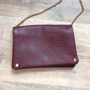 Kimchi Blue vegan leather crossbody bag